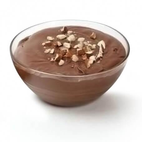 Pudding de chocolate