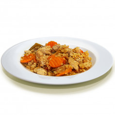 Pollo oriental y quinoa MinceurD