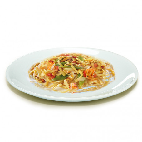 Fideo con pollo HOT THAI MinceurD