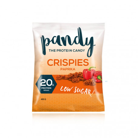 Pandy Crispies proteicos Paprika A la unidad