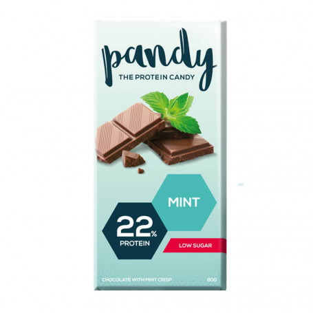 Pandy Protein Chocolate proteico con menta A la unidad