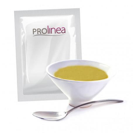 sopa de verduras proteicas vegan Sin lactosa PROlinea