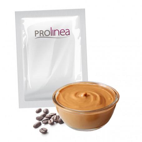 Crema proteica para postre de café 5 sobre PROLINEA