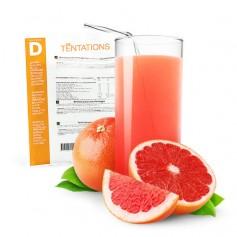 Bebida de pomelo Rosa hiperproteica