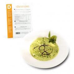 Sopa de verduras y berros