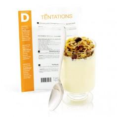 Cereales al natural sabor vainilla