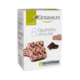 Gofres aroma Chocolate