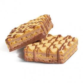 Gaufres Chocolat 15g (5*2 gaufrettes)