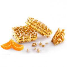 Gofres aroma Albaricoque hiperproteicos