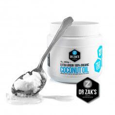ACEITE DE COCO 100% Organico Extra Dr Zak's