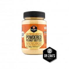 Mantequilla de Cacahuete proteica Dr Zak's