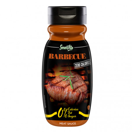Sauce Barbecue ZERO CALORIES Servivita