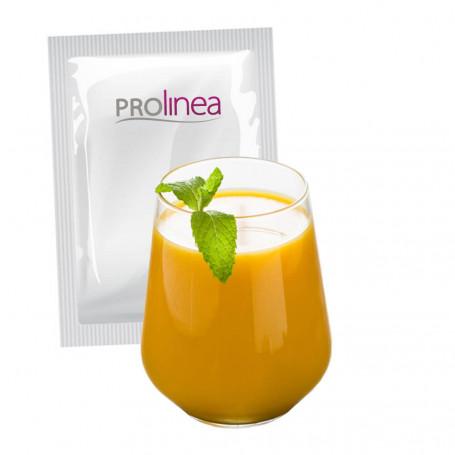 Bebida proteíca sabor Naranja - 5 sobres PROLINEA