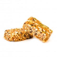 Barre repas végétarienne Amande et graines de potiron MinceurD